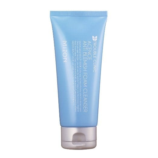 best-korean-cleanser-mizon-acense-anti-blemish-foam-cleanser