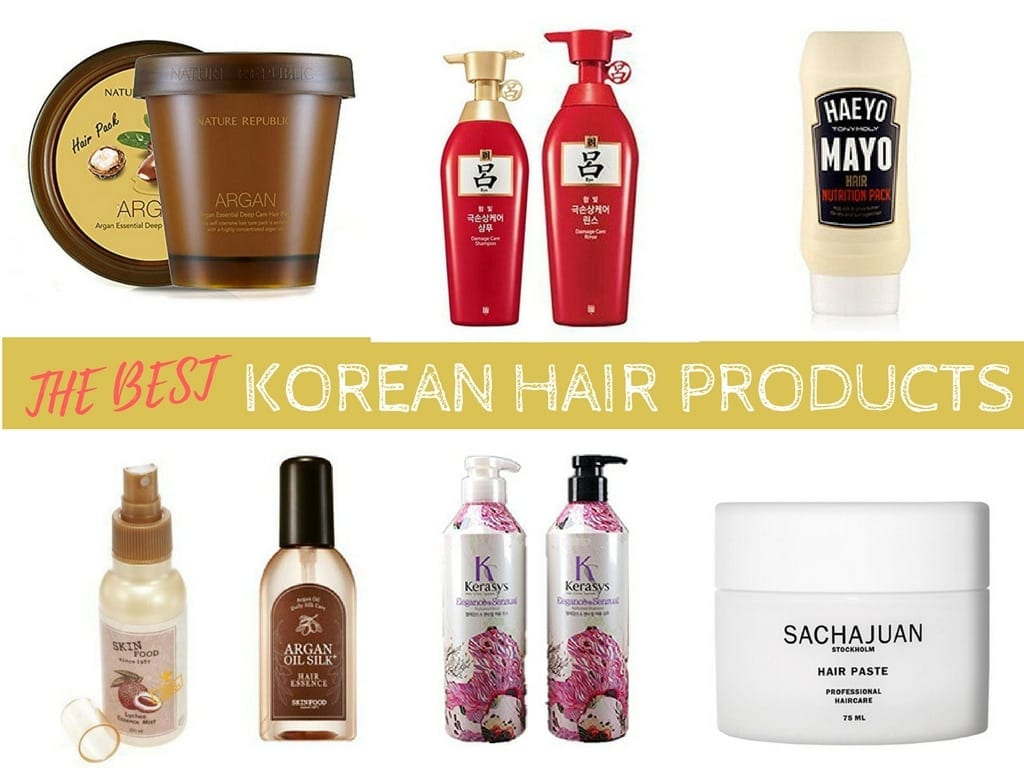 The Best Korean Hair Products Nylon Pink