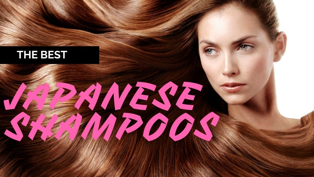 Best Japanese Shampoos Nylon Pink