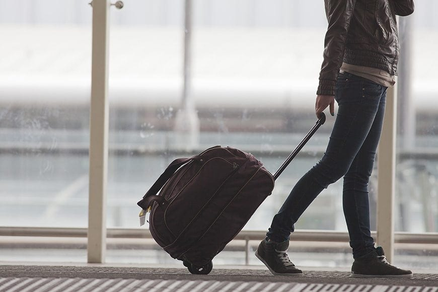 best rolling duffel bags for travel