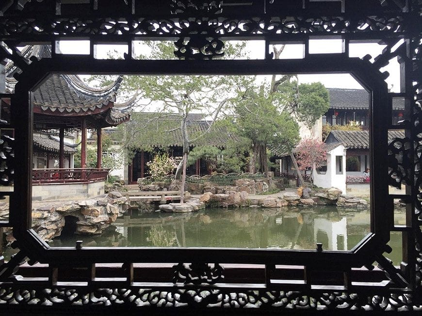 LIST OF BEST CITIES TO VISIT IN CHINA - Suzhou