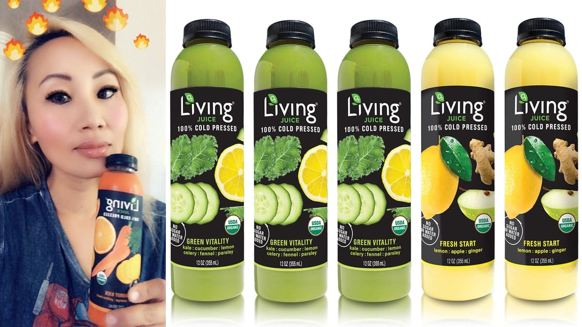 Living Juice Giveaway